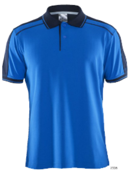 NOBLE POLO PIQUE SHIRT
